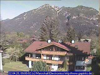 Garmisch-Partenkirchen Webcam