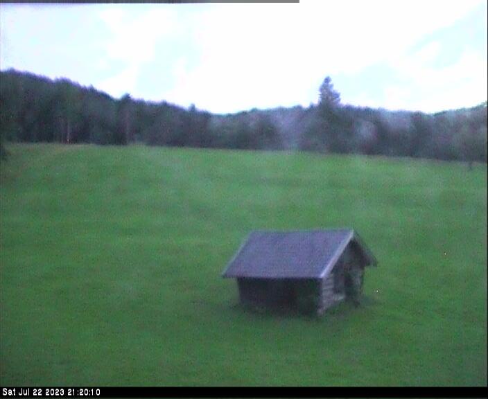 Webcam Skigebiet Mittenwald - Kranzberg Luttenseelift - Oberbayern