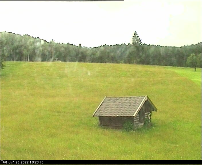 Webcam Skigebiet Mittenwald - Kranzberg Oberbayern