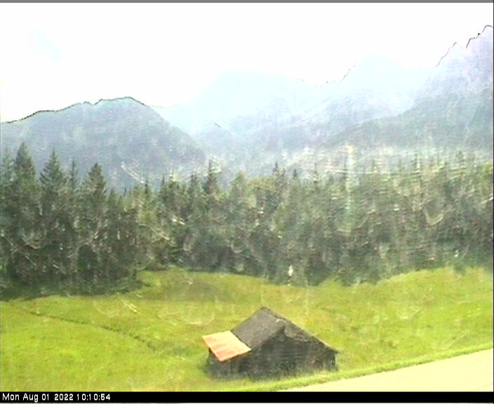 WEBCAM Mittenwald
