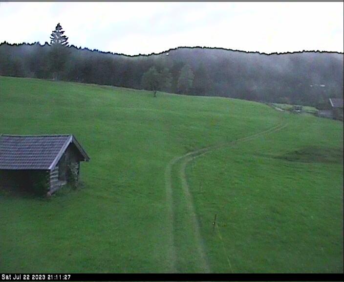 Webcam Ski Resort Mittenwald - Kranzberg Peppis Iglu - Bavaria Alps - Upper Bavaria