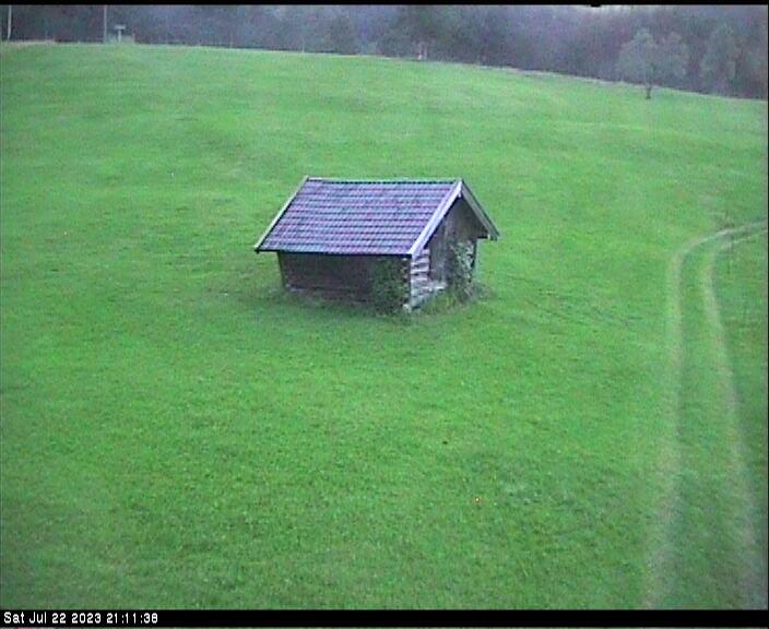 Webcam Skigebied Mittenwald - Kranzberg Kinderpark - Alpen Oberbayern